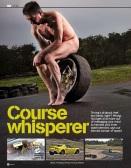 Top Gear Australia mag; pic Thomas Wielecki