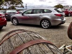 NRMA test: Mazda6